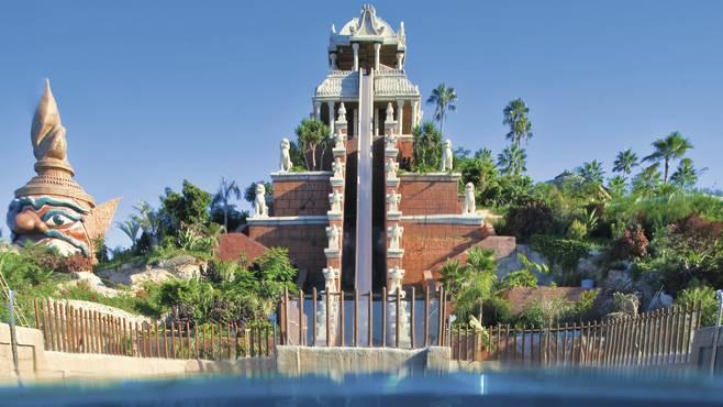Compostela Beach Golf Apartments and Siam Park, Tenerife