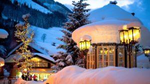 Crystal Ski Austria Huts