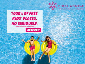 First Choice Free Kids Places 2019