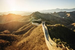 TUI Tours Once in a Lifetime China Great Wall of China