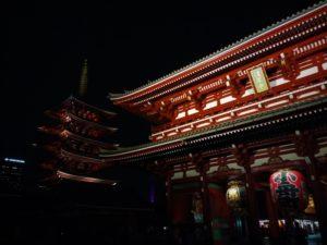 Tokyo City Breaks  - Asakusa Temple