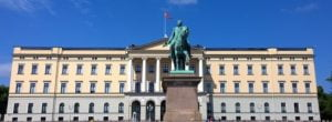 oslo City Breaks - Royal Palace