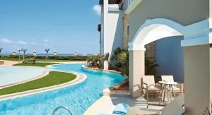 Greek Island Holiday Deals Swim Up Rooms